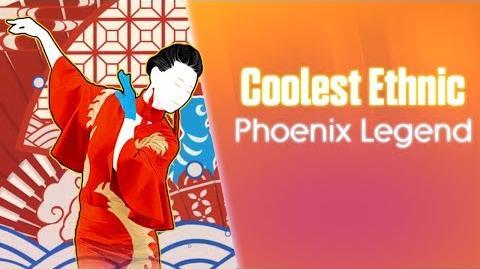 Coolest Ethnic - 舞力全开:活力派