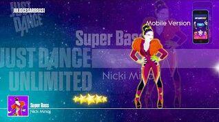 Just Dance 2016 - Super Bass 5*Stars Mobile Version