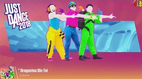 Just Dance 2018 - Dragostea Din Tei