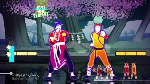 Kung Fu Fighting - Just Dance 2017