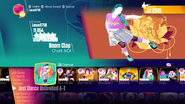 Boomclapdlc jd2018 menu