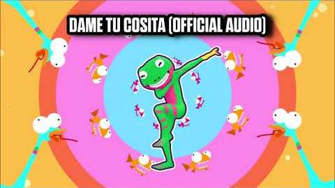 Dame Tu Cosita (Official Audio) - Just Dance Music