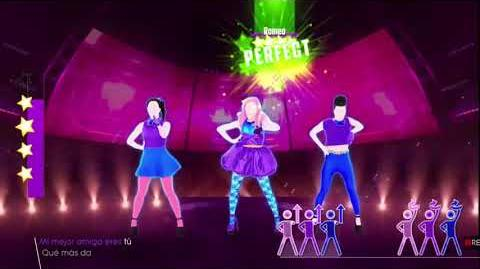 Junto a Ti - Just Dance 2018