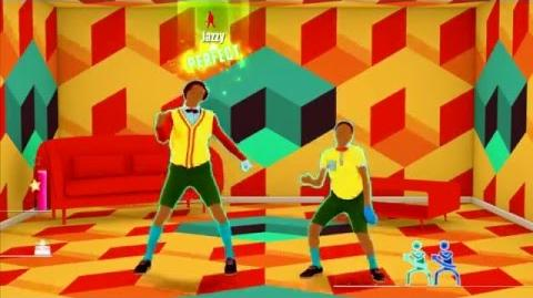 Papaoutai - Just Dance 2015