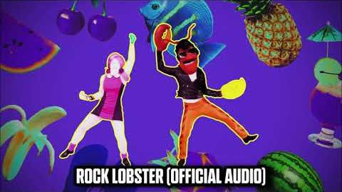 Rock Lobster (Official Audio) - Just Dance Music
