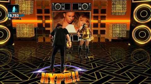 The Hip Hop Dance Experience - Creep - TLC - Go Hard