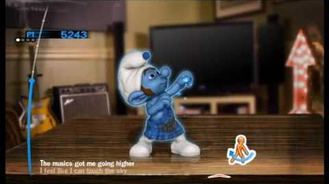 The Smurfs Dance Party Higher