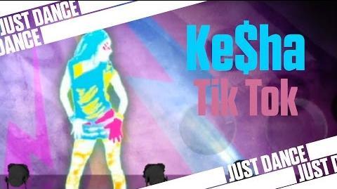 TiK ToK - Ke$ha Just Dance 2