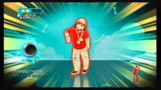 Who Let The Dogs Out? - Just Dance 3 (Wii graphics)
