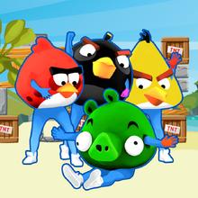 Angry Birds (Alt Square)