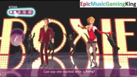 "Dance on Broadway Gameplay - ""Roxie"" - High Score Of 135,000 Points"