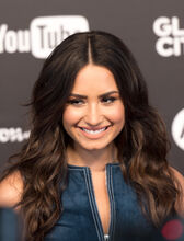 Demi lovato category page pic