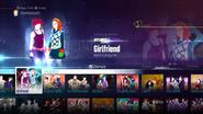 Girlfriend jd2016 menu