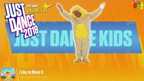 I Like to Move It - Just Dance 2018
