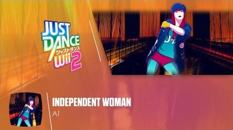 Independent Woman - Just Dance Wii 2