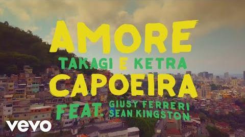 canzone amore e capoeira