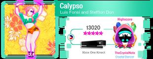 Calypso M617Score