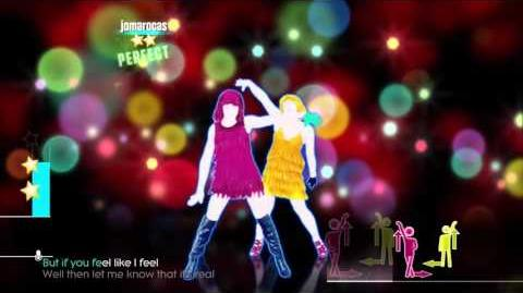 Can't Take My Eyes Off You - Just Dance 2016