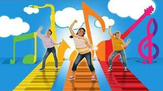 Get Ready to Wiggle - Just Dance Kids 2014 (No GUI)