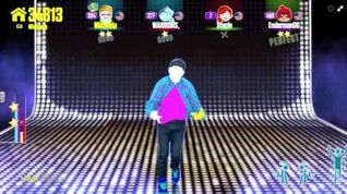 Good Feeling (Extreme Version) - Just Dance Now