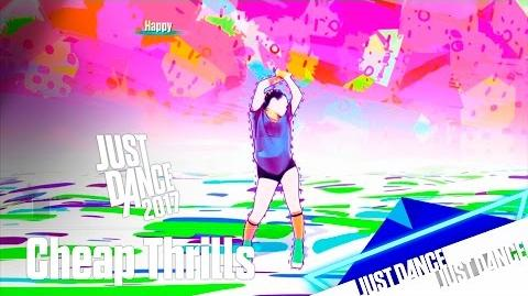 Just Dance 2017 - Cheap Thrills