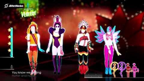 Just Dance 2014 Pound The Alarm, Nicki Minaj (Classic) 5*
