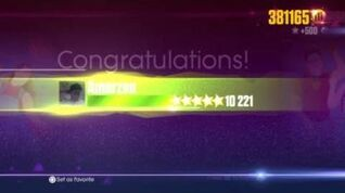 Just Dance 2017 Unlimited - 99 Luftballons - 5 Stars