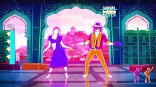 Kurio Ko Uddah Le Jana - Bollywood Rainbow - Just Dance 2018