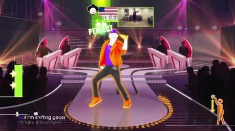 Moves Like Jagger - Just Dance 2017
