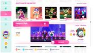 Gangnamstyledlc jd2020 menu