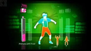 Just Dance - Caesars - Jerk It Out (Wii on Wii U)