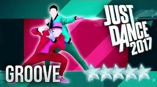 Just Dance 2017 Groove - 5 stars