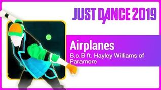 Just Dance 2019 (Unlimited) Airplanes