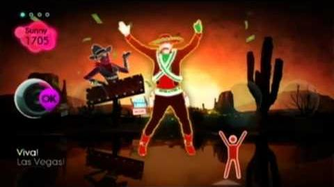 Just Dance 2 - Elvis Presley - Viva Las Vegas High Quality