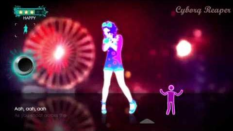 Just Dance Greatest Hits Katy Perry Firework