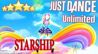 STARSHIP 5*Stars by Nicki Minaj -- JUST DANCE 2016 (UNLIMITED)