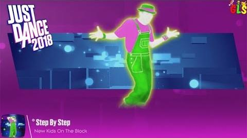 Step By Step - Just Dance 2018