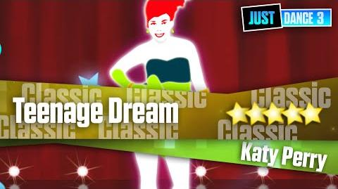 Teenage Dream - Katy Perry Just Dance 3 SE