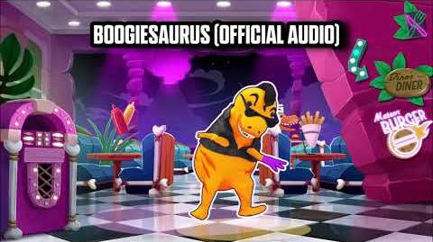 Boogiesaurus (Official Audio) - Just Dance Music