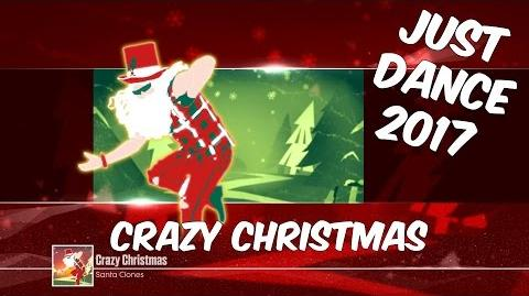 Just Dance 2017 - Crazy christmas