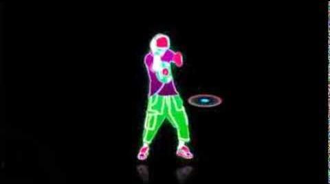 Rockafeller Skank - Just Dance 2 (Extraction)
