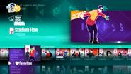 Stadiumflow jd2017 menu