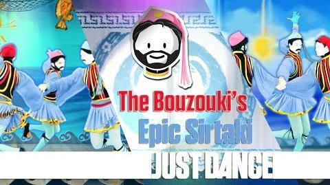 Epic Sirtaki - The Bouzouki's Just Dance 2015
