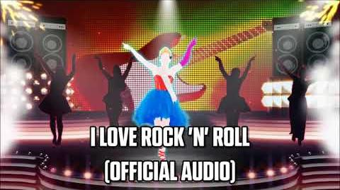 I Love Rock 'N' Roll (Official Audio) - Just Dance Music