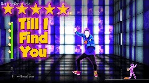 Just Dance 2015 - Till I Find You - 5* Stars