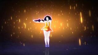 Just Dance 4 - Umbrella Alternate No Hud