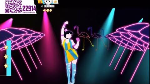 Just Dance Now - Cola Song by Inna ft