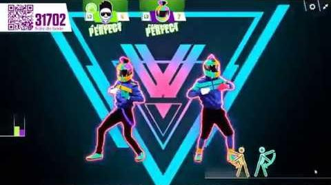 Radical (Helmet Version) - Just Dance Now