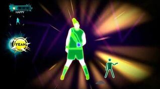Skin-To-Skin - Just Dance 3 (Xbox 360)