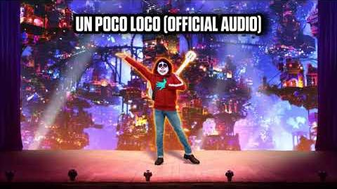 Un Poco Loco (Official Audio) - Just Dance Music